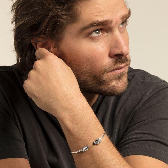 brazalete de la colección Rebel at heart en la tienda online de THOMAS SABO