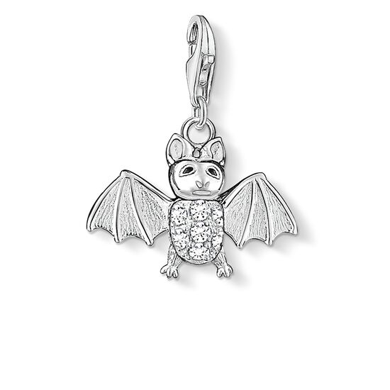 "Charm pendant ""bat"" from the  collection in the THOMAS SABO online store"