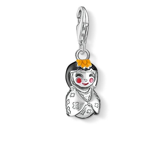 8e264619f88 Charm pendant  quot Chinese doll quot  from the collection in the THOMAS  SABO ...