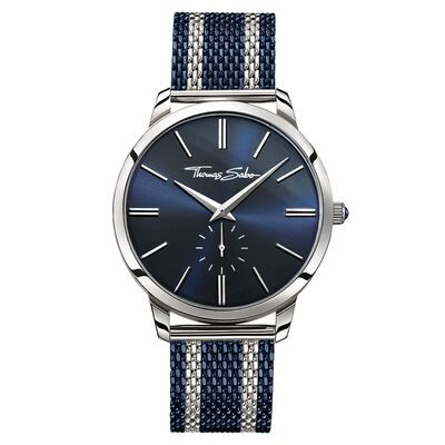 "Men's Watch ""REBEL SPIRIT"" from the Rebel at heart collection in the THOMAS SABO online store"