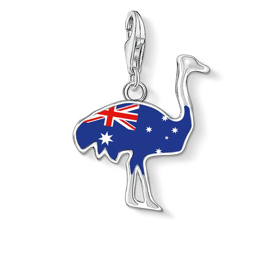 "Charm pendant ""emu Australia"" from the  collection in the THOMAS SABO online store"
