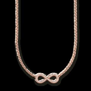 Kette  Halsketten aus Sterling Silber für Damen - THOMAS SABO