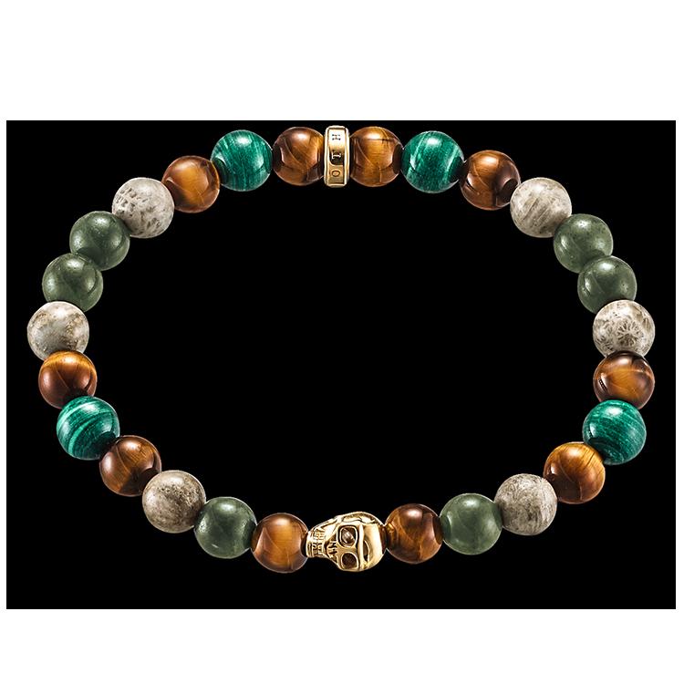 Thomas sabo charm bracelet rose gold