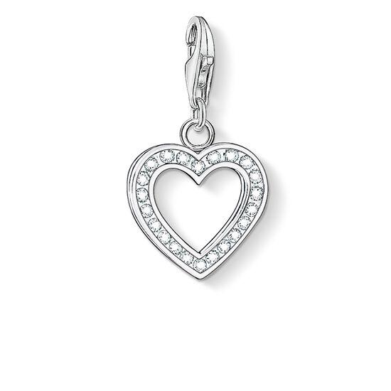 """pendentif Charm """"cœur"""" de la collection  dans la boutique en ligne de THOMAS SABO"""