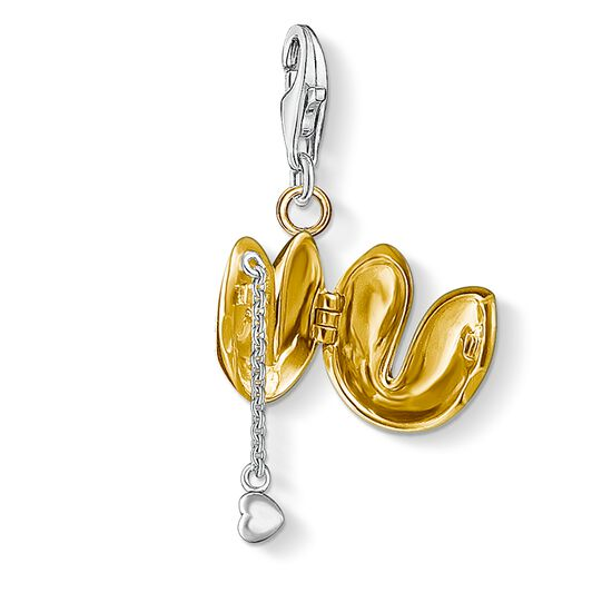 """Charm pendant """"fortune cookie"""" from the  collection in the THOMAS SABO online store"""