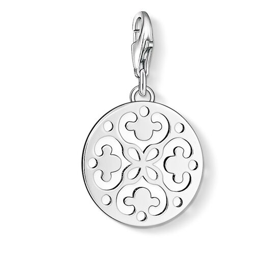 "ciondolo Charm ""ornamento"" from the  collection in the THOMAS SABO online store"