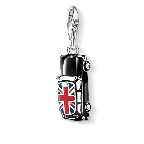 "Charm pendant ""London taxi"" from the  collection in the THOMAS SABO online store"