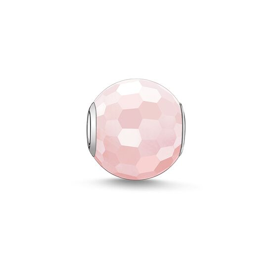 "Bead ""rosa"" ur kollektionen Karma Beads i THOMAS SABO:s onlineshop"
