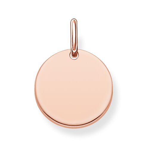pendant from the Love Bridge collection in the THOMAS SABO online store