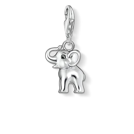 "Charm pendant ""elephant"" from the  collection in the THOMAS SABO online store"