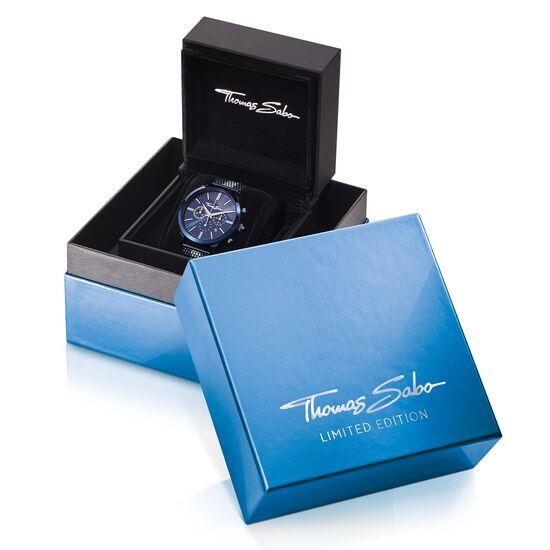 """reloj para señor """"MATCH"""" de la colección Rebel at heart en la tienda online de THOMAS SABO"""