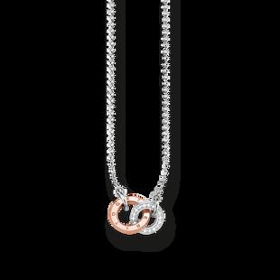 Damen kette  Halsketten aus Sterling Silber für Damen - THOMAS SABO