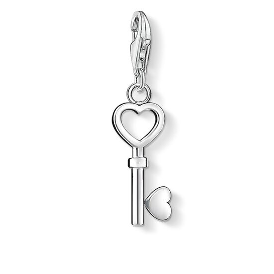 "Charm pendant ""key"" from the  collection in the THOMAS SABO online store"