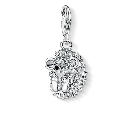 "Charm pendant ""hedgehog"" from the  collection in the THOMAS SABO online store"
