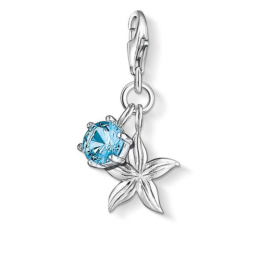 "Charm pendant ""starfish"" from the  collection in the THOMAS SABO online store"