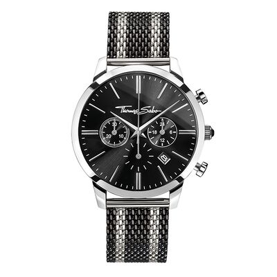 "Men's Watch ""REBEL SPIRIT CHRONO"" from the Rebel at heart collection in the THOMAS SABO online store"