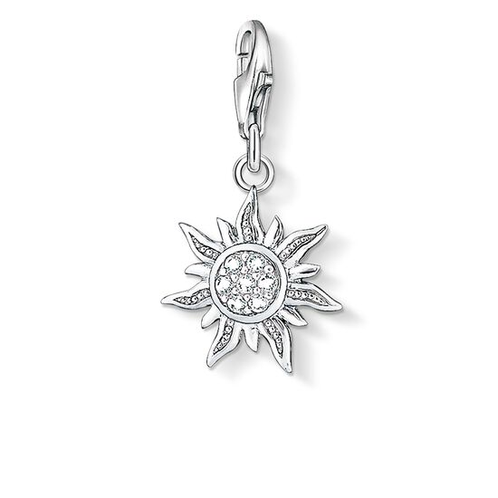 "Charm pendant ""sun"" from the  collection in the THOMAS SABO online store"