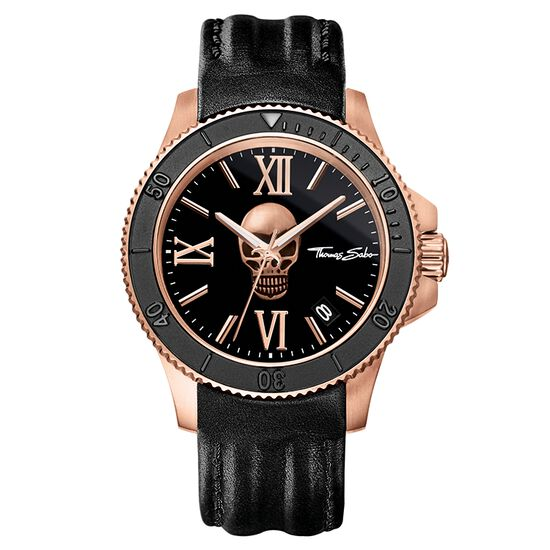 montre pour homme rebel icon wa0279 hommes thomas sabo france. Black Bedroom Furniture Sets. Home Design Ideas