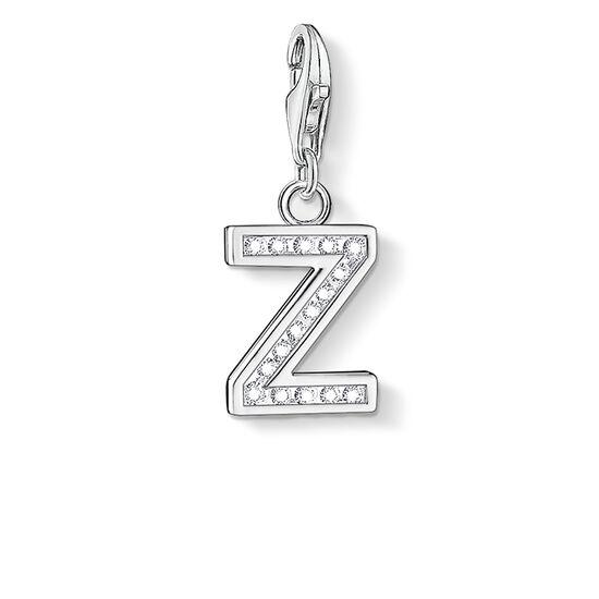 """Charm-Anhänger """"Buchstabe Z"""" aus der  Kollektion im Online Shop von THOMAS SABO"""