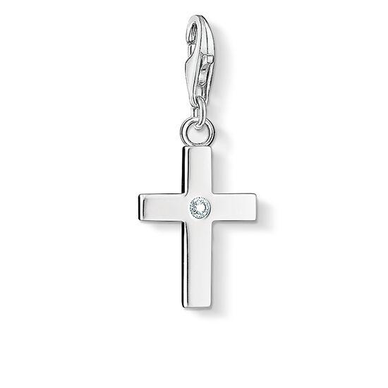 """colgante Charm """"cruz"""" de la colección  en la tienda online de THOMAS SABO"""