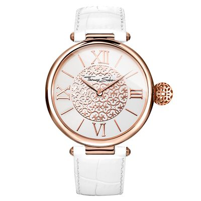 "Women's Watch ""KARMA"" from the Glam & Soul collection in the THOMAS SABO online store"