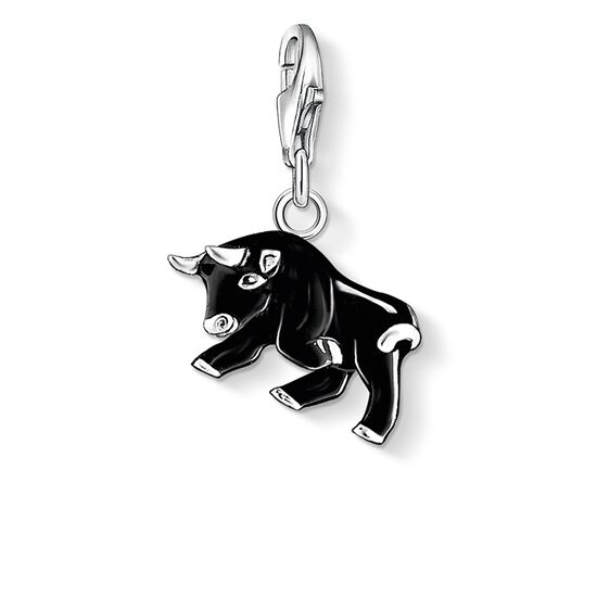 "Charm pendant ""bull"" from the  collection in the THOMAS SABO online store"