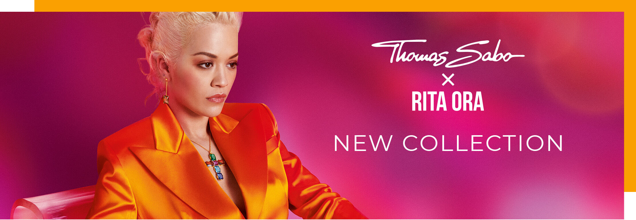 New Collection 2019: The Magic of Rita Ora meets THOMAS SABO