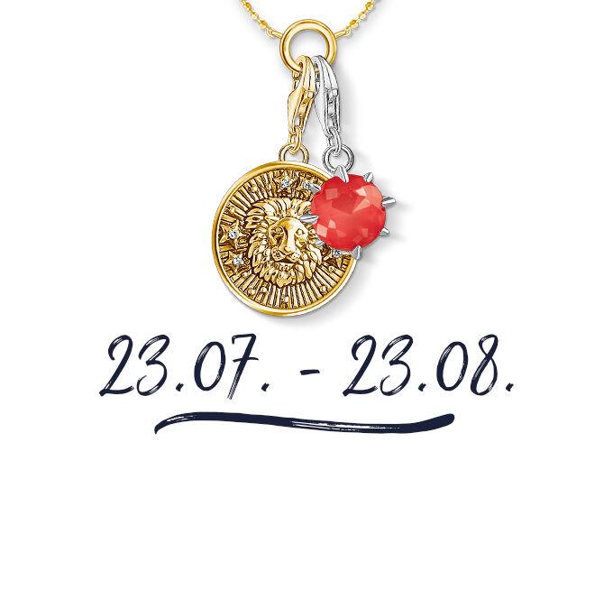 Star sign pendants & classic birthstones - THOMAS SABO