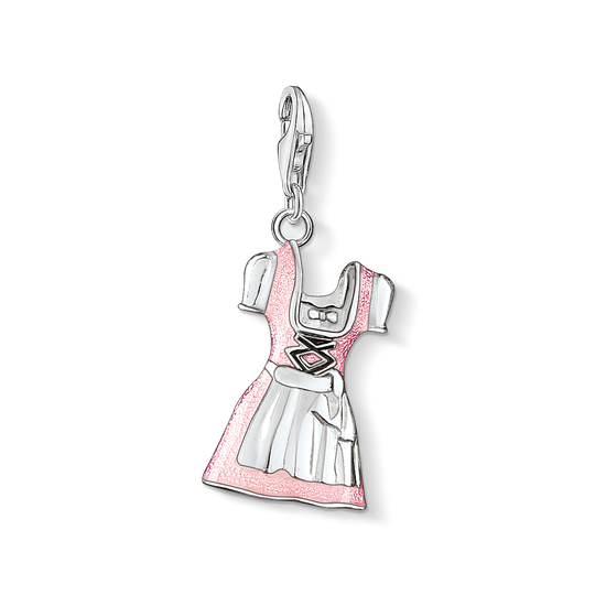 Charm pendant dirndl from the Charm Club collection in the THOMAS SABO online store