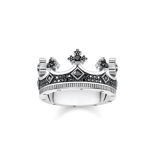 bague couronne de la collection  dans la boutique en ligne de THOMAS SABO