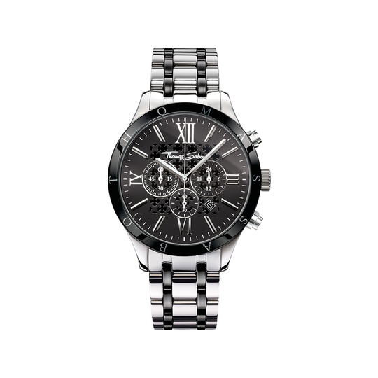 Herrenuhr REBEL URBAN  aus der Rebel at heart Kollektion im Online Shop von THOMAS SABO
