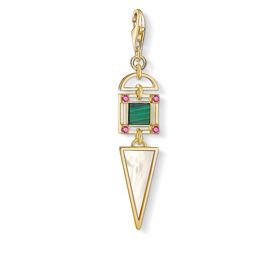 """Charm-Anhänger """"Ethno gold"""" aus der  Kollektion im Online Shop von THOMAS SABO"""