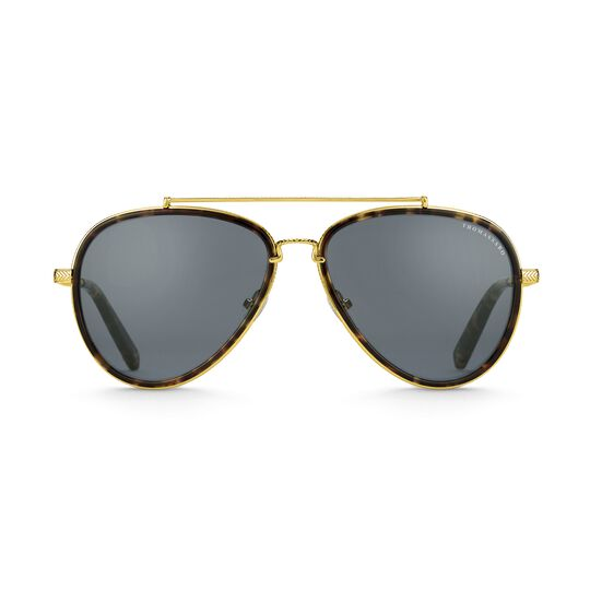 Sunglasses Harrison pilot ethnic havana from the  collection in the THOMAS SABO online store