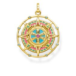 "pendant ""amulet"" from the Glam & Soul collection in the THOMAS SABO online store"