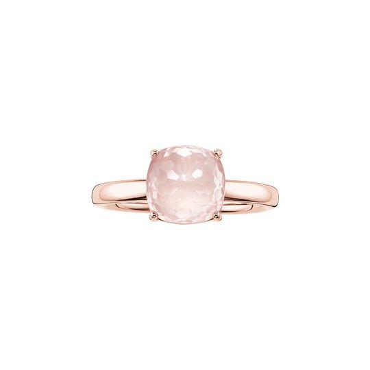 solitario rosa de la colección  en la tienda online de THOMAS SABO