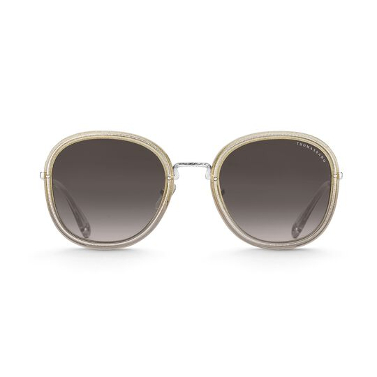 Sunglasses Mia square gold from the  collection in the THOMAS SABO online store