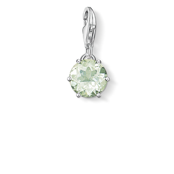 """Charm pendant """"birth stone August"""" from the  collection in the THOMAS SABO online store"""