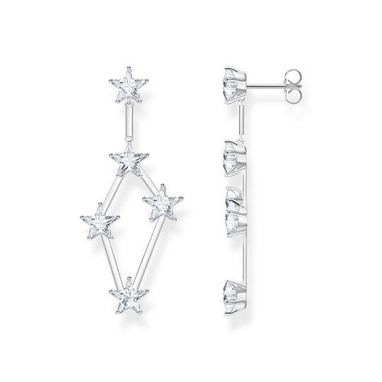 Ohrringe Sterne silber aus der  Kollektion im Online Shop von THOMAS SABO