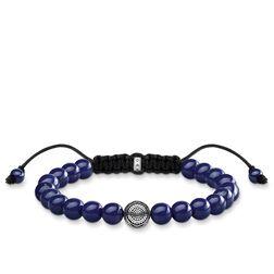 pulsera Étnico azul de la colección Rebel at heart en la tienda online de THOMAS SABO