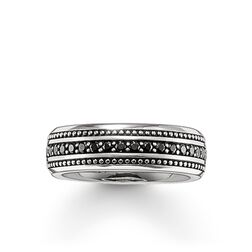 ring eternity from the Rebel at heart collection in the THOMAS SABO online store