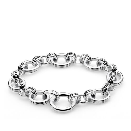 97205cbf4 bracelet from the Rebel at heart collection in the THOMAS SABO online store