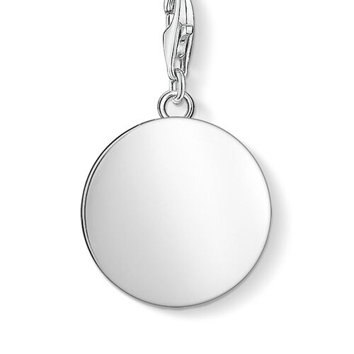 "ciondolo Charm ""medaglia"" from the  collection in the THOMAS SABO online store"