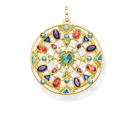 pendant amulet from the Glam & Soul collection in the THOMAS SABO online store