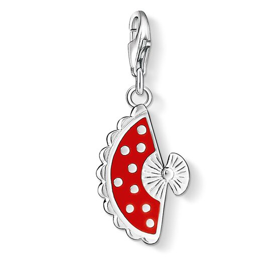 "ciondolo Charm ""ventaglio"" from the  collection in the THOMAS SABO online store"