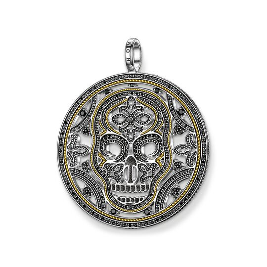 pendant diamond skull from the  collection in the THOMAS SABO online store