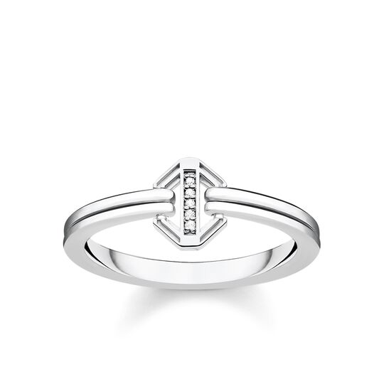 ring vintage silver from the Glam & Soul collection in the THOMAS SABO online store