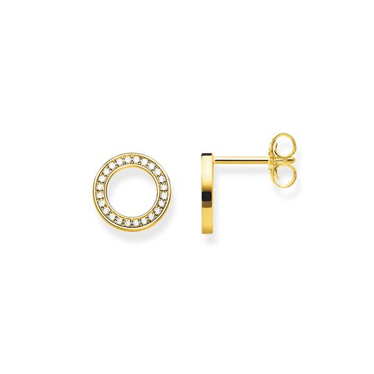 ear studs large circles from the Glam & Soul collection in the THOMAS SABO online store