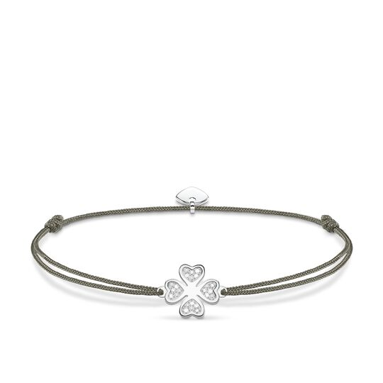 "bracelet ""Little Secret cloverleaf"" from the Glam & Soul collection in the THOMAS SABO online store"