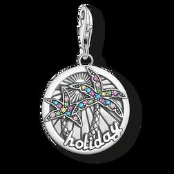 """pendentif Charm """"médaille tropical"""" de la collection  dans la boutique en ligne de THOMAS SABO"""