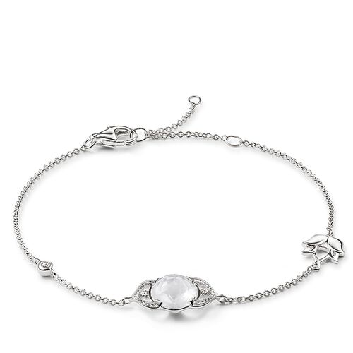 "bracelet ""crown chakra"" from the Chakras collection in the THOMAS SABO online store"